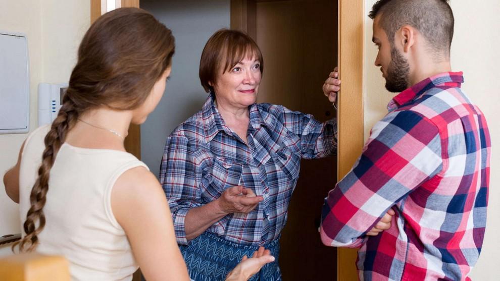Поговорите с соседями